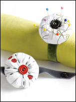 Get your pincushion patterns today to get started updating your sewing room decor.