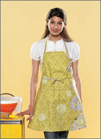 An adorable apron sewing pattern for all sewists!