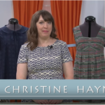 Sew With Me: Starring Christine Haynes