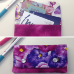 DIY Business Card Holder Tutorial