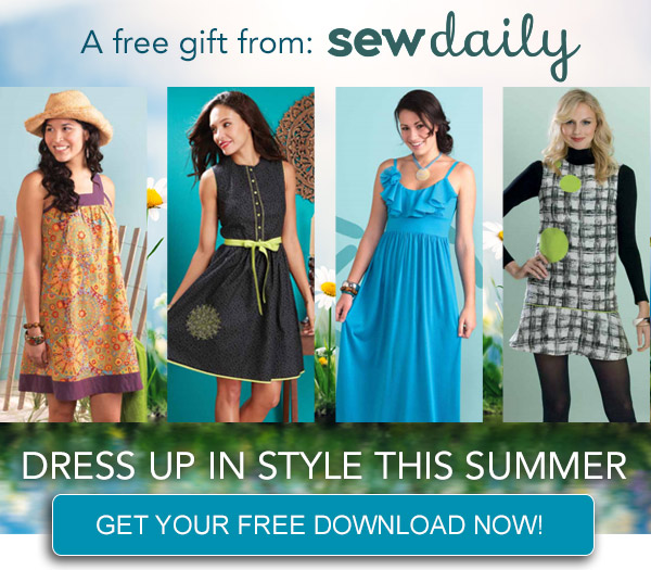 Download the Free Sew Daily Pattern Pack Bundle