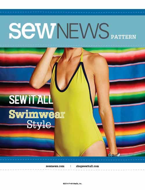Sew News - Sew It All, Swimwear Style Pattern