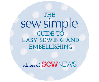 Sew Simple Guide to Easy Sewing and Embellishing Ebook