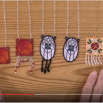 Easy to make necklace designs