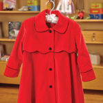 Red Children's Coat Class